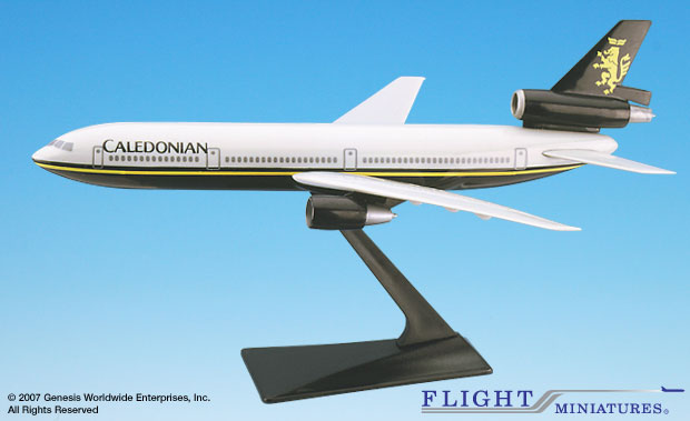 DC-10 Northwest 1//250 New Colors