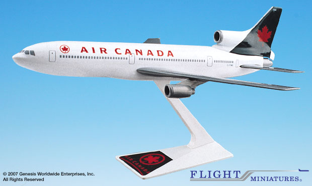 1:250 Scale Model Airplanes