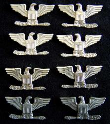 Weingarten Gallery Military Insignia Pins, Page 12