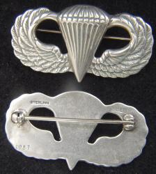 Weingarten Gallery Military Insignia Pins, Page 6