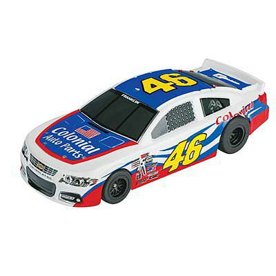 stocker chevy ss #46 mg+, AFX Slot Car Racing Item Number AFX21027