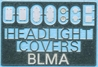 N Removed Headlight Covers, BLMA Item Number BLM72