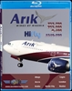 Arik Air A340-500 (BluRay DVD), Just Planes Aviation Blu-Ray Item Number JPARA1DB