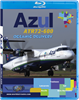 Azul ATR72-600 (BluRay DVD), Just Planes Aviation Blu-Ray Item Number JPAZU2B
