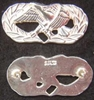 Air Force Occupation & Aeronautical Badges - Maintenance Basic Mess Dress Sterling, Weingarten Gallery Item Number P-2213