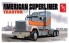 American Superliner Semi Tractor (1:24)