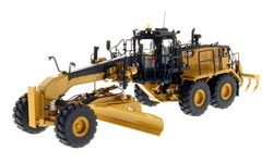 Caterpillar 18M3 Motor Grader (1:50), Diecast Masters Item Number CAT85521