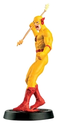 Professor Zoom - DC Comics Super Hero Collection  - Officially Licensed Figure  - Hand-Painted Metallic Resin  - Includes Magazine