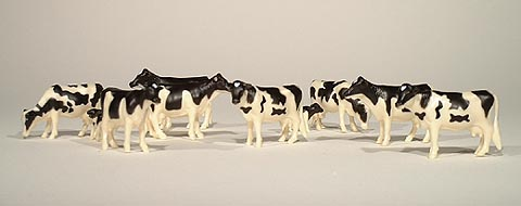 Cattle - Holsteins (1:64), ERTL Item Number ERTL12662-25