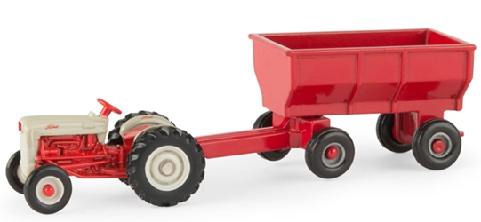 Ford NAA Tractor (1:64), ERTL Item Number ERTL13917