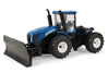 New Holland T9.560 Tractor with Push Blade 1:32 by ERTL Item Number ERTL13925