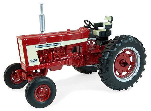 Farmall 656 Wide Front Tractor, ERTL Item Number ERTL14886