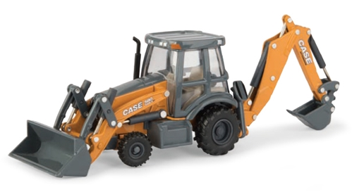 Case 580 Super N WT Backhoe Loader (1:50), ERTL Item Number ERTL14991