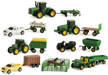 John Deere Vehicle Value Mix, ERTL Item Number ERTL35265B