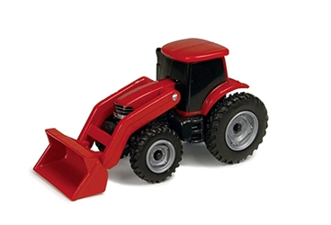 Case IH Tractor with Loader - Collect N Play Series by ERTL Item Number ERTL35629-CNP