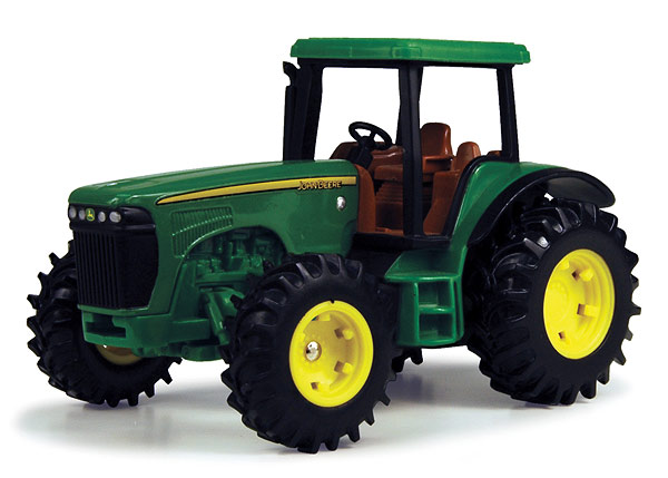 John Deere Tractor - Collect N Play Series, ERTL Item Number ERTL35931-CNP