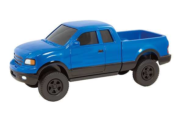 Blue Pickup - Collect N Play Series, ERTL Item Number ERTL39458-CNP