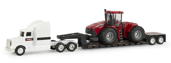 Case IH Semi wth Lowboy and Steiger 500 (1:64), ERTL Item Number ERTL44082