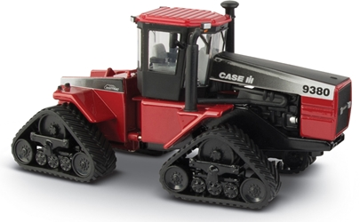 Case Internastional 9380 Quad Trac Tracked Tractor - Authentics #9 (1:64) by ERTL SKU ERTL44150-A
