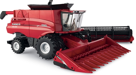 Case IH 8250 Series Combine 1:32 by ERTL Item Number ERTL44167