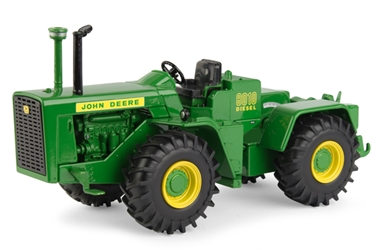 John Deere 8010 Tractor - Special National Farm Toy Museum Edition (1:32), ERTL Item Number ERTL45664A