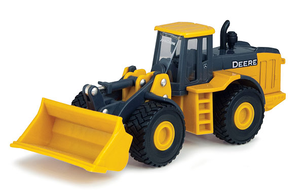 John Deere Wheel Loader (1:64), ERTL Item Number ERTL46243-CNP