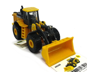 John Deere Wheel Loader (1:64), ERTL Item Number ERTL46590-CNP