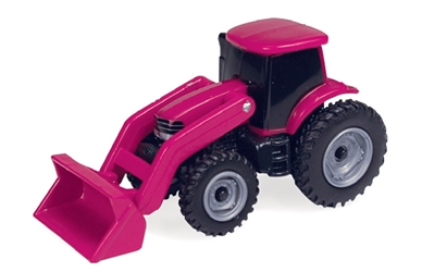Case Loader Tractor (1:64), ERTL Item Number ERTL46705-CNP