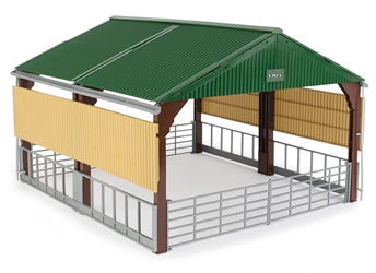Livestock Barn 1:32 by ERTL Item Number ERTL46959