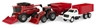 Case IH Vehicle Playset (1:32) by ERTL