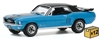 1967 Ford Mustang Coupe 'Ski Country Special' (1:64)