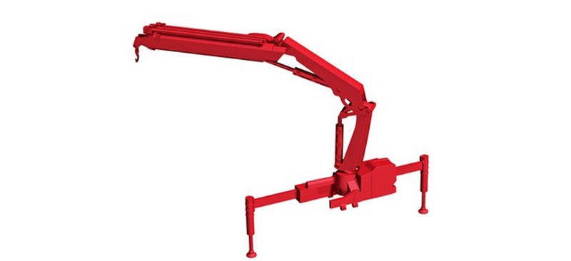 Hiab X-Hipro Loading Crane Hook High Quality