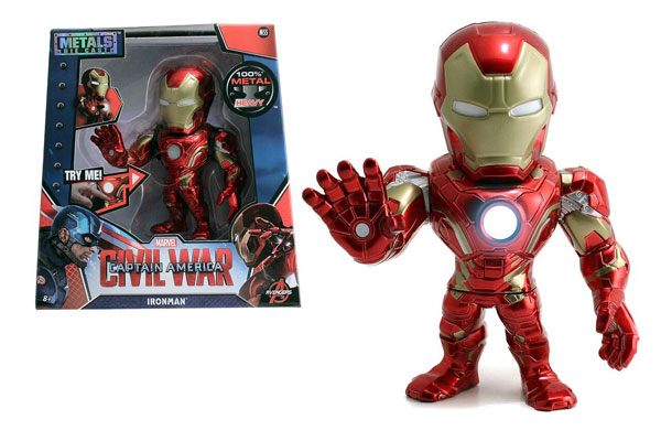 Iron Man 6-Inch Diecast Metal Figure