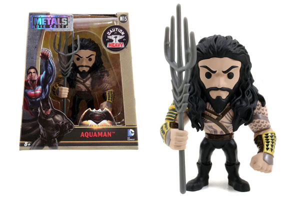 Aquaman 4-Inch Diecast Metal Figure