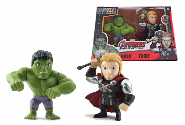Hulk and Thor Twin Pack