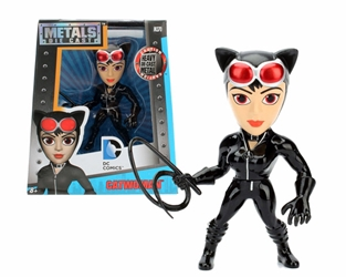 Comic Catwoman - DC Comic Girls METALS Diecast
