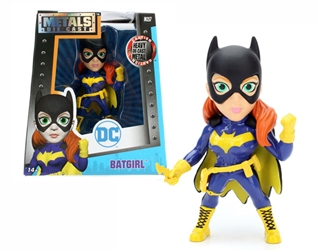 Comic Batgirl - DC Comic Girls METALS Diecast