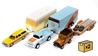 Johnny Lightning Truck & Trailer 2020 Release 1A (1:64)