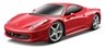 Ferrari 458 Italia in Red - Remote Control - 27 MHz (1:24), Maisto Item Number MST81058R-27