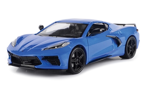 2020 Chevrolet Corvette Stingray C8 (1:24)