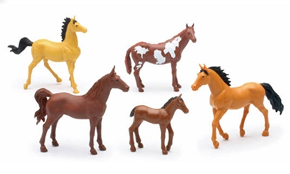 Country Life Series - Farm Horse 5-Piece Boxed SET (1:32)