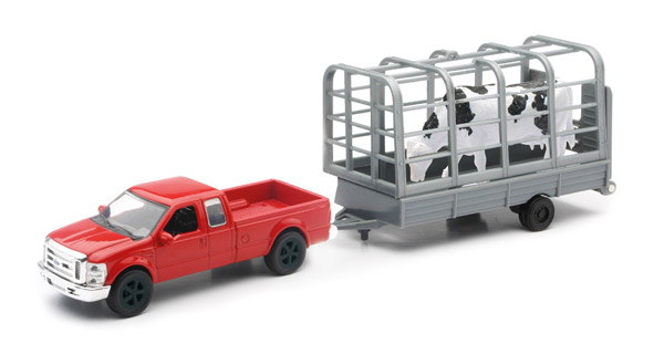 Ford F-250 Super Duty Pickup  (1:43), NewRay Item Number NR19835-A