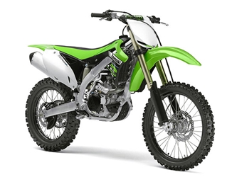 2012 Kawasaki KX450F Dirt Bike (1:6), NewRay Item Number NR49403
