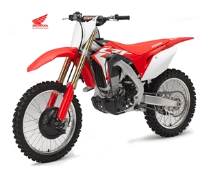 Honda CRF450R Dirt Bike in Red 2018 (1/6)