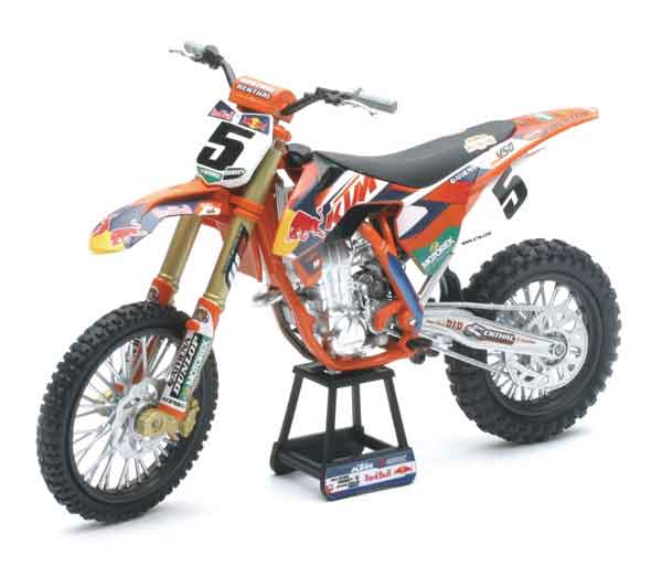 RED BULL KTM 450 SX-F Ryan Dungey, NewRay Item Number NR57633S