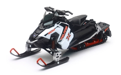 Polaris Switchback Pro-X 800 Snowmobile (1:16), NewRay Item Number NR57783A