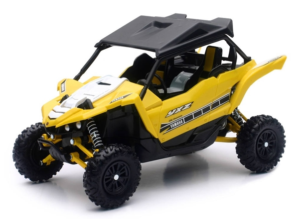 Yamaha YXZ1000R in Yellow (1:18)