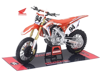 HRC Team Honda Race Bike Ken Roczen 1:12 by New Ray Diecast Item Number: NR57923