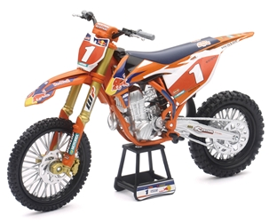 Red Bull KTM Ryan Dungey Championship Edition # 1, 1:10 by New Ray Diecast Item Number: NR57953