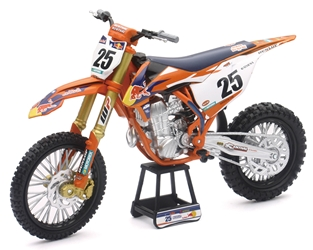 Red Bull KTM Marvin Musquin # 25 1:10 by New Ray Diecast Item Number: NR57963